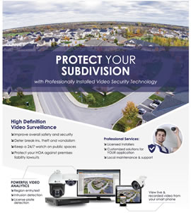 Subdivision Security Solutions